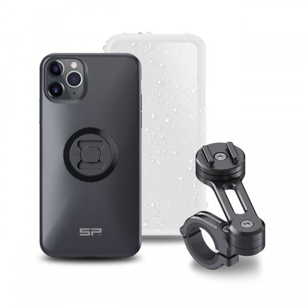 SP CONNECT Phone Holder Moto Bundle iPhone 11 Pro Max/iPhone XS Max
