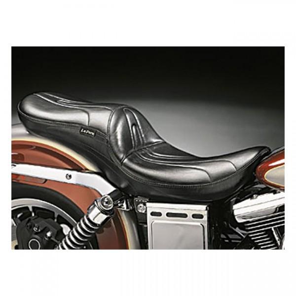 "LEPERA Sitz - ""Sorrento 2-up seat. Gel"" - 96-03 Dyna (excl. FXDWG) (NU)"