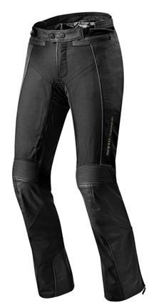 """REV'IT Leather Jeans - """"Gear 2"""" - waterproof women's motorcycle trousers"""