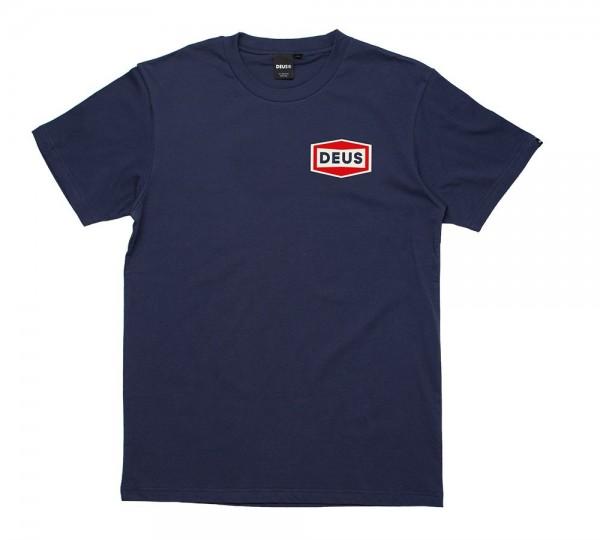 DEUS EX MACHINA t-shirt Speed Stix Tee in navy