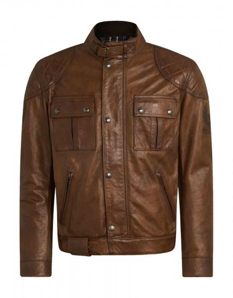 BELSTAFF jacket Brooklands burnt cuerto