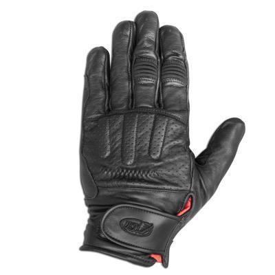 "ROLAND SANDS Gloves - ""Barfly"" - black"