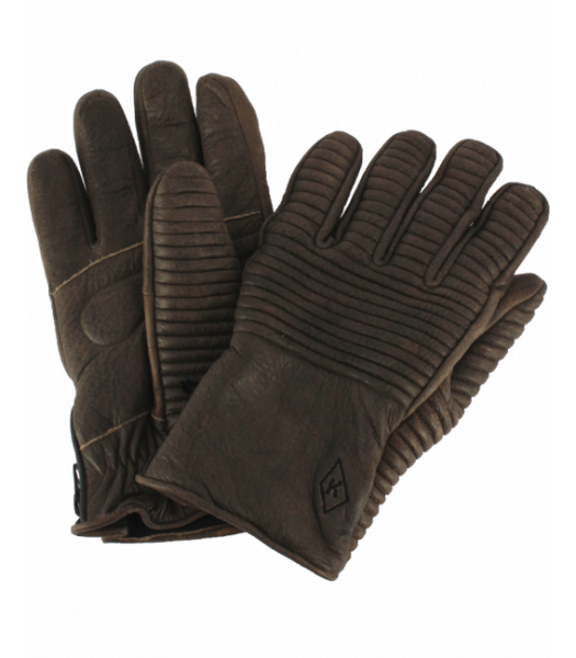 Kytone Gloves Wavy brown