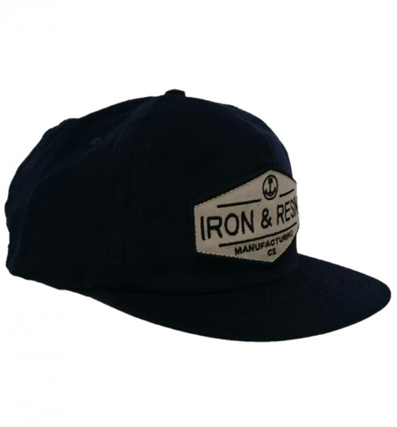"IRON & RESIN Hat - ""Terrain"" - navy"