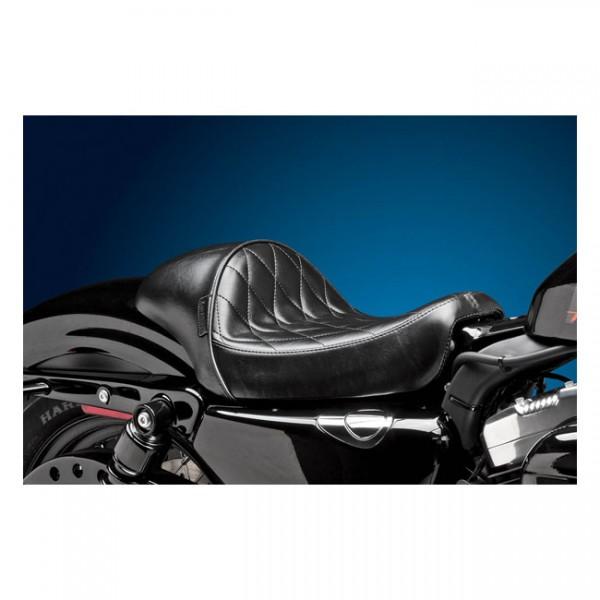 """LEPERA Sitz - """"Stubs Cafe solo seat. Black, diamond"""" - 04-20 XL (excl. 07-09 XL)"""