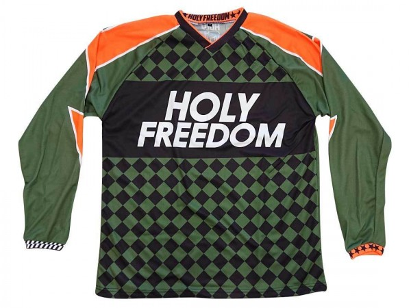 "HOLY FREEDOM Jersey - ""Dieci"""