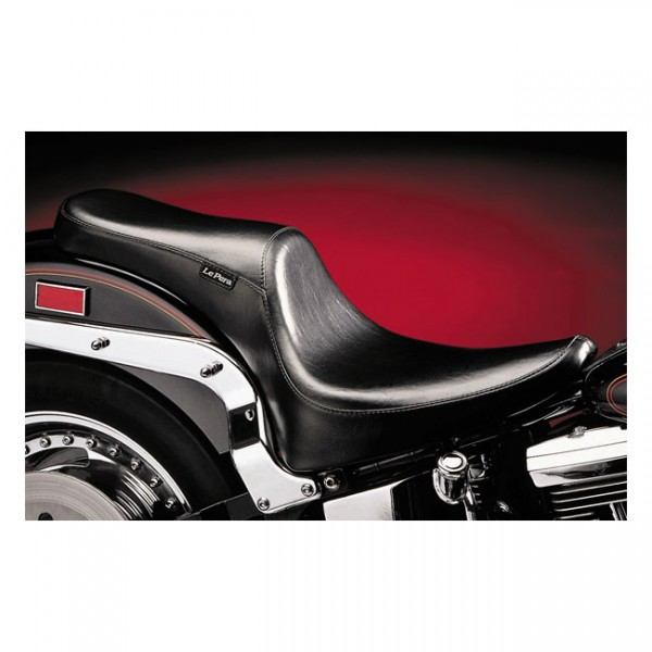 """LEPERA Seat - """"LePera, Silhouette Deluxe 2-up seat"""" - 84-99 SOFTAIL (NU)"""