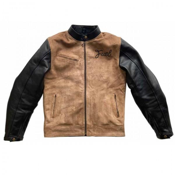 FUEL Jacket Sidewaze Black