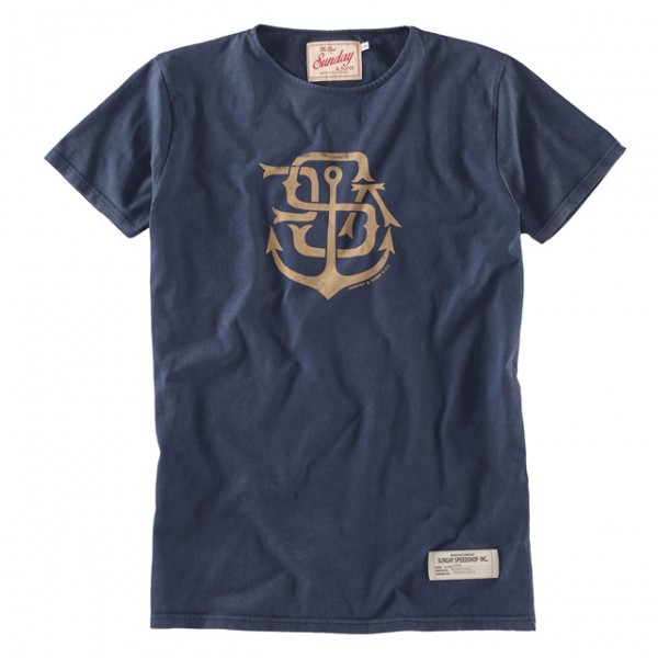 Sunday Speedshop T-Shirt 1937 Anchor