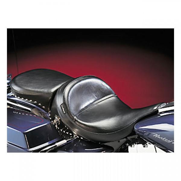 """LEPERA Seat - """"LePera, Monterey 2-up seat. Smooth. Gel"""" - 91-96 FLT(NU)"""