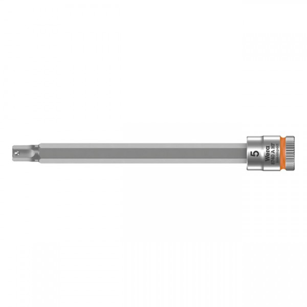 "WERA Tools - ""Zyklop 1/4"" Hex socket bit w/ holding function - Metric"" - Hex (Allen head) bolts/screws"