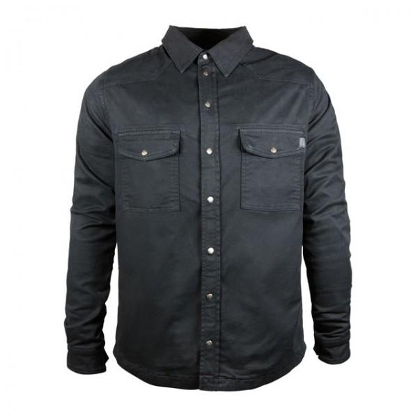 John Doe Motoshirt black