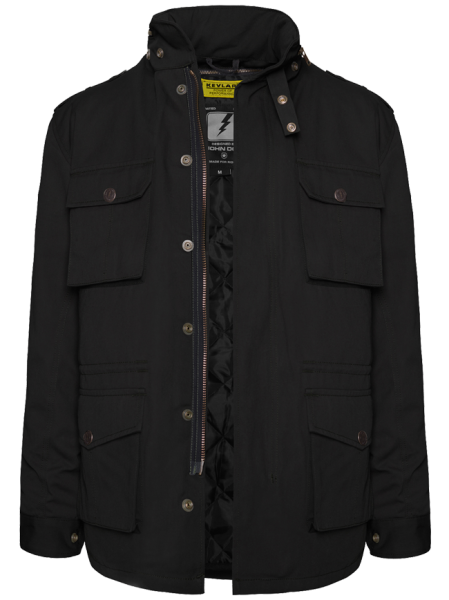 "JOHN DOE Jacket - ""Field Jacket XTM"" - black"