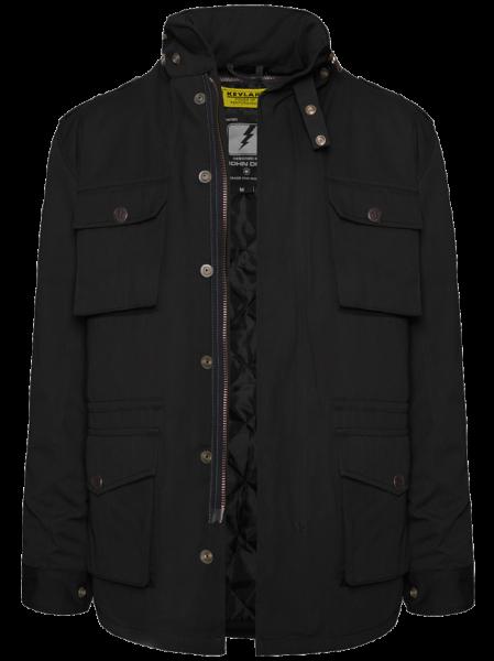 """JOHN DOE Jacke - """"Field Jacket XTM"""" - schwarz"""