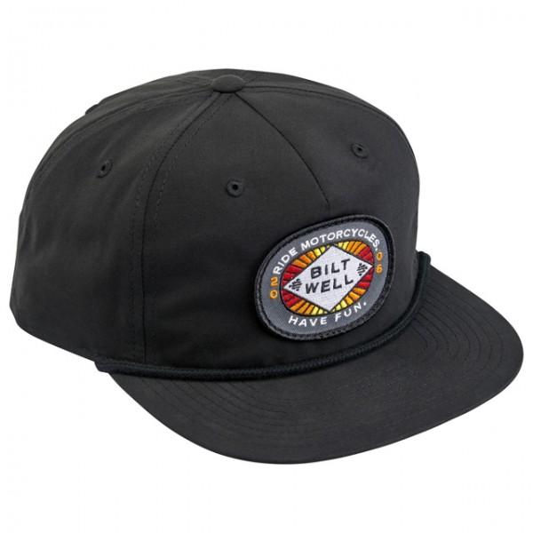 BILTWELL hat RMHF 2 in black