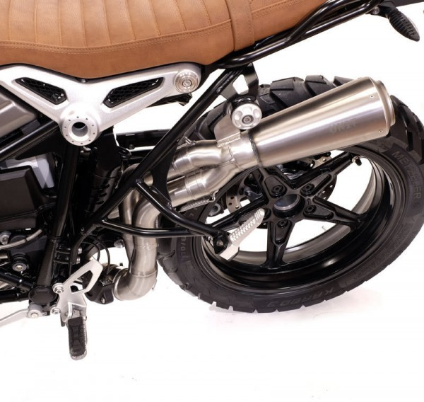 "UNITGARAGE - ""High Pipe 1:2:1 NineT Scrambler"" for BMW"