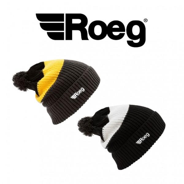 "ROEG Beanie - ""Averell Pom Knit Beanie"" - various colours"