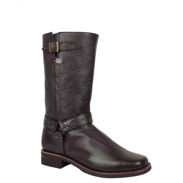 "GASOLINA Boots - ""Harness"" - black"