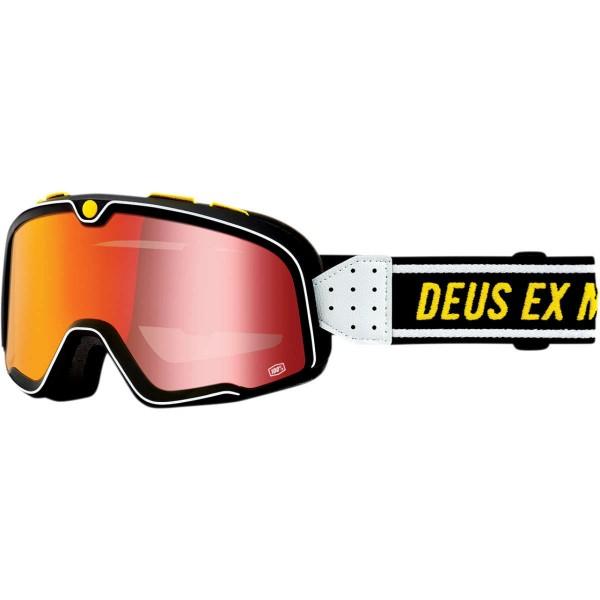 100% BARSTOW Deus Ex Machina Crossbrille