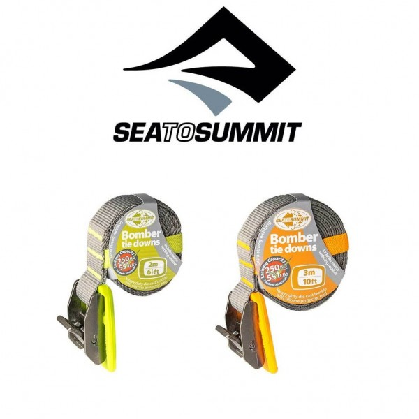 """SEA TO SUMMIT - """"Bomber Tie Down"""""""