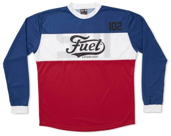 "FUEL Moto Jersey - ""102"""