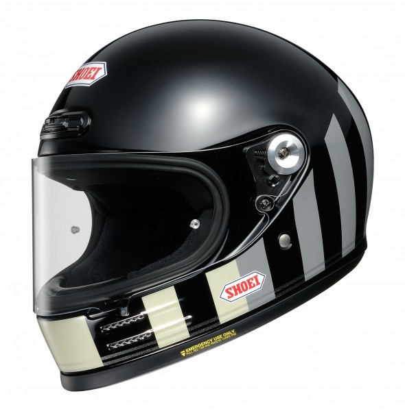 "SHOEI Glamster Helmet - ""Resurrection TC-5"" - ECE"
