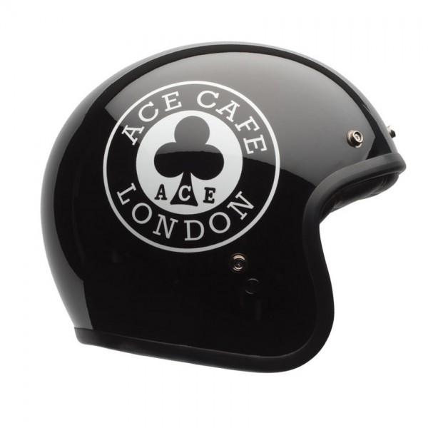 """BELL Custom 500 - """"Ace Cafe Black"""" - ECE"""