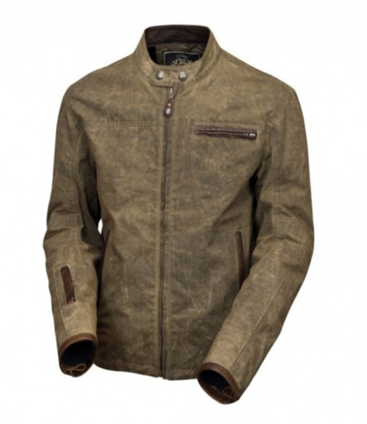 "ROLAND SANDS Jacket - ""Ronin Waxed Cotton"" - ranger"