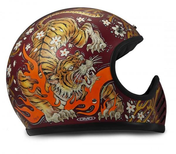 DMD Seventyfive Sauvage Carbon Cross Helmet