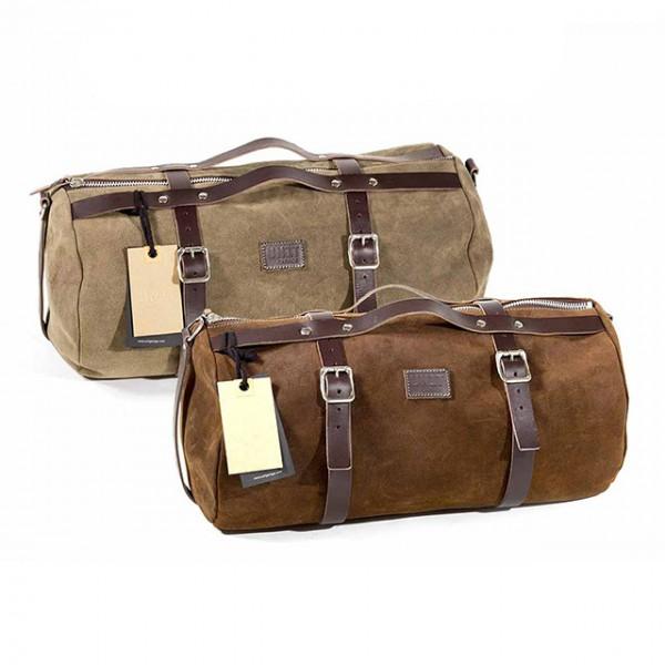 UNITGARAGE Kalahari Duffle Bag 43L suede