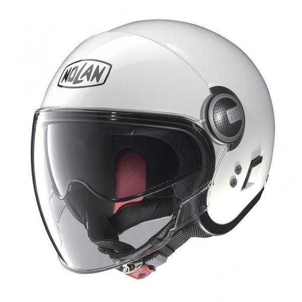 NOLAN N21 VISOR Classic White 05