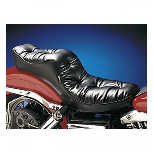 "LEPERA Seat - ""LePera, Regal Plush 2-up seat. One-piece seat"" - 64-84 FL, FX (NU)"