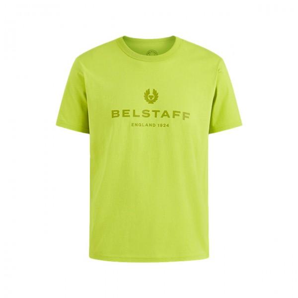BELSTAFF T-Shirt 1924 hellgrün