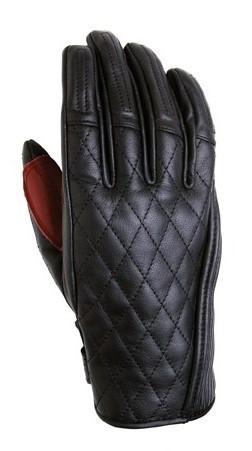 """ROLAND SANDS Women's Gloves - """"Riot"""" - black"""