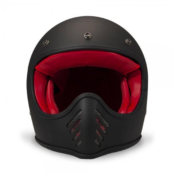 DMD Helmet 75 Seventy Five Carbon Oro Stoccolma ECE
