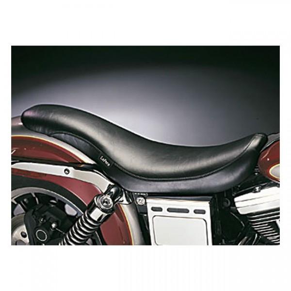 """LEPERA Seat - """"LePera, King Cobra 2-up seat. Smooth"""" - 96-03 FXDWG (NU)"""
