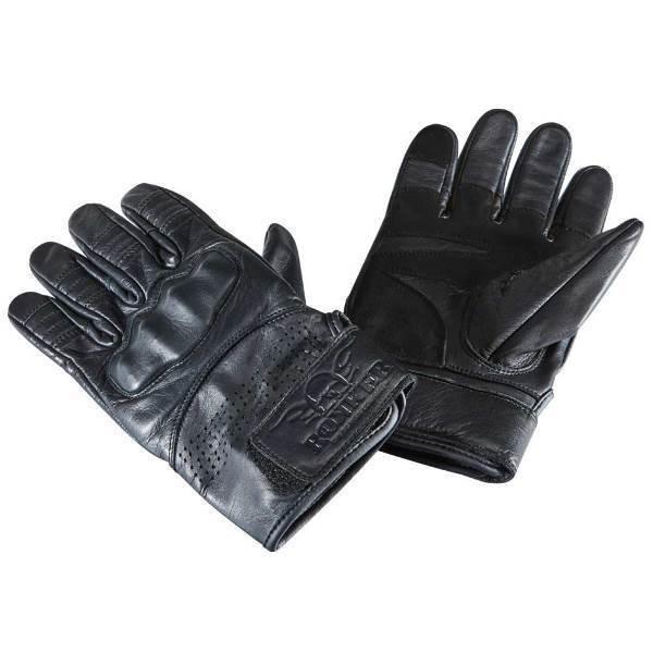 """ROKKER Handschuhe - """"Explorer"""" - schwarz"""