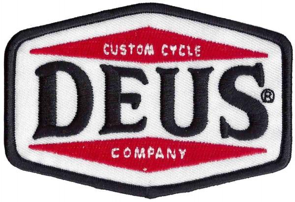 "DEUS EX MACHINA Patch - ""Custom Cycle Company"""