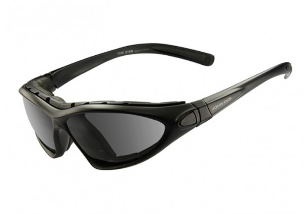 "JOHN DOE Sunglasses - ""Five Star"" - smoke"