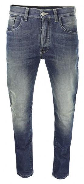"""ROKKER Jeans - """"Rokkertech Pant Slim"""" - blau"""