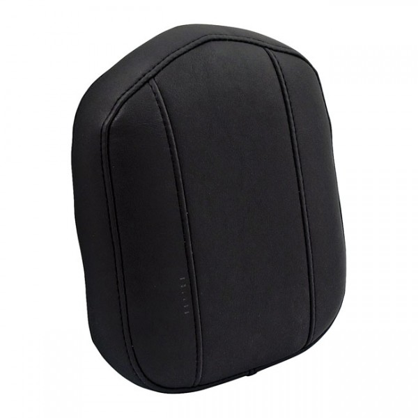 """MUSTANG Sitz - """"Mustang, Vintage sissy bar back pad. Black"""" - 06-17 Softail with 200mm tire (NU)"""