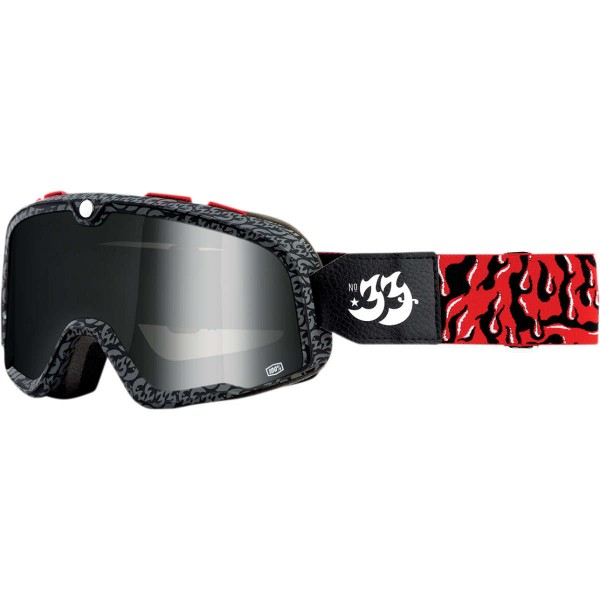 100% BARSTOW Motocross Goggle House Industries