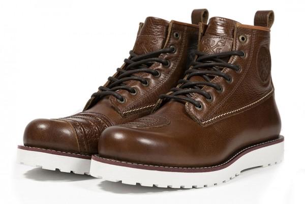 John Doe Boots Iron Brown