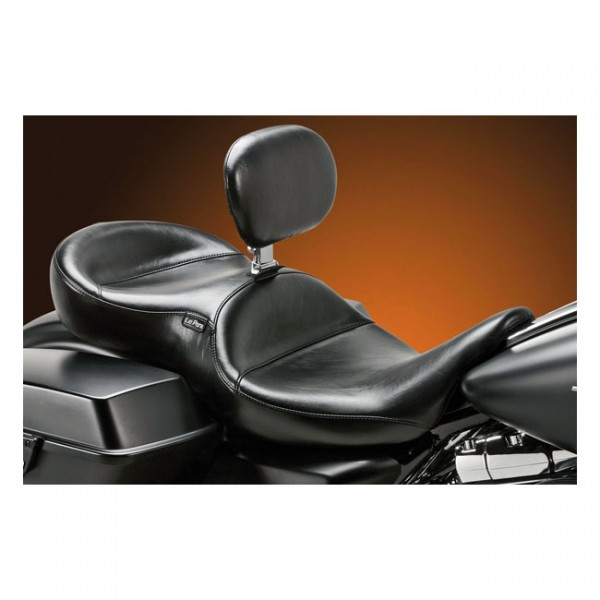 """LEPERA Sitz - """"Continental 2-up seat. With rider backrest"""" - 08-20 Touring"""