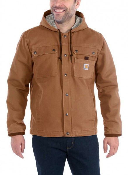CARHARTT Jacket Bartlett brown
