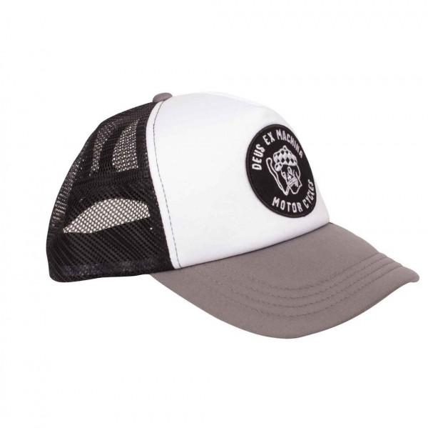 "DEUS EX MACHINA Hat - ""Smokey Trucker"" - grey"