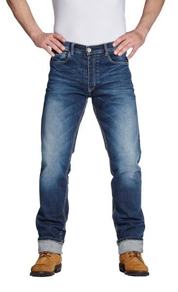"ROKKER Jeans - ""Iron Selvage 1"" - blau"