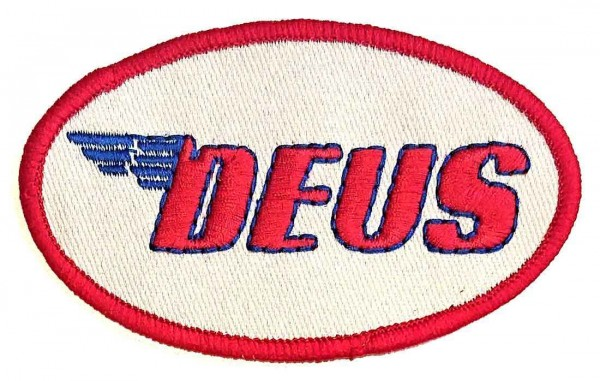"DEUS EX MACHINA Patch - ""Little Blue Wing"""