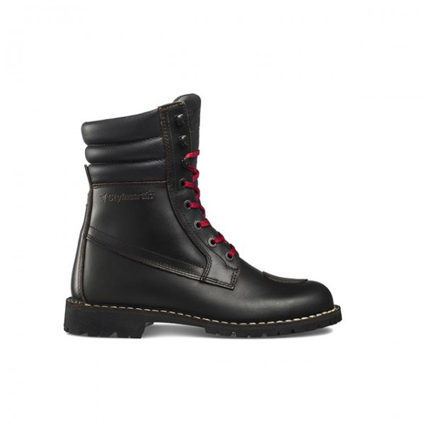 STYLMARTIN motorcycle boots Yu Rok in brown