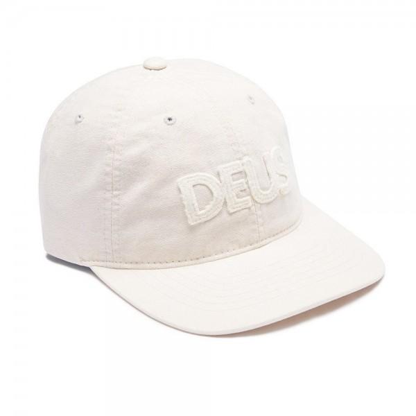 DEUS EX MACHINA Hat Reader white